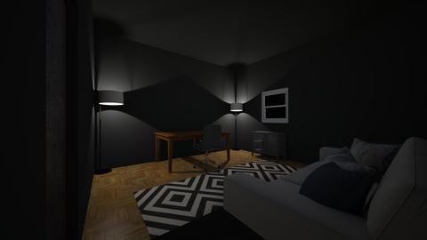 Studio Room Design - by oszamusic