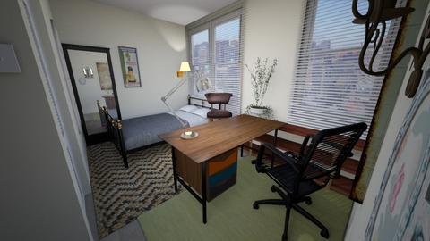 MORAY_angle2 - Vintage - Bedroom - by c_sun