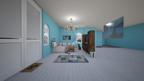 LivingRoom - Living room - by DoraNobi