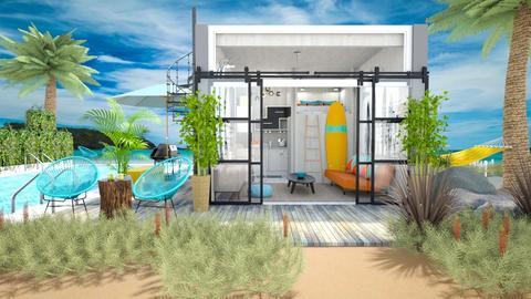 Surf Culture LivgBedroom - Bedroom - by jjp513