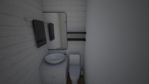 HOUSE - Bathroom - by clevede