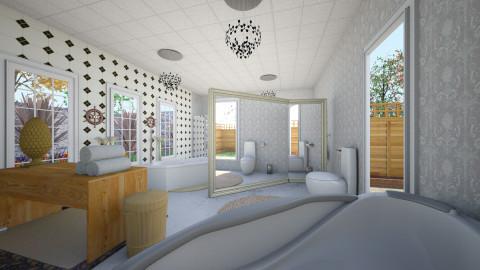 banheiro ssaaw23 33333 - Bathroom - by Araujo