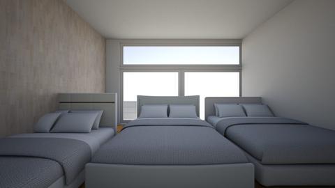 apartment - Bedroom - by graziapiana123