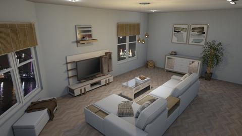 Haring Oak Living - Living room - by Tzed Design