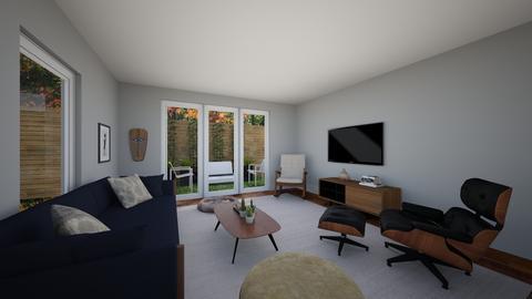 EmmyAFL9 - Living room - by evakarwowska