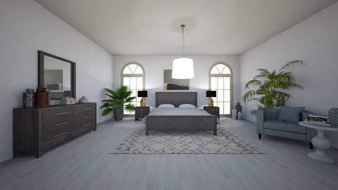 Cozy bedroom - Bedroom - by EllaWinberg