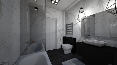 lazienka - Bathroom - by atrycja