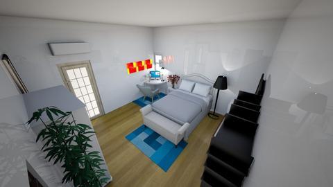 Master Bedroom - Bedroom - by assej318