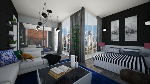 juste - Modern - Bedroom - by Pausktukas0