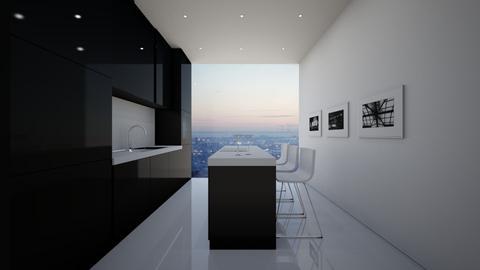 NY Kitchen - Minimal - Kitchen - by deleted_1579788939_athinastegr