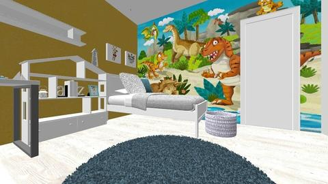 dace detska 2 - Kids room - by uzelac