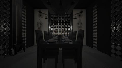 Tasuo Miyajima inspired  - by kristenaK