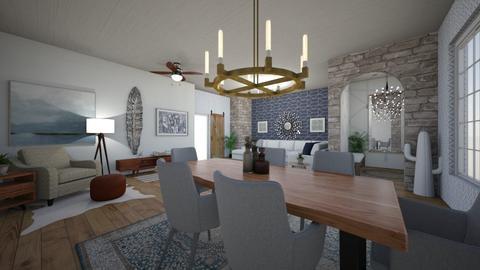 modcodge - Living room - by dena15