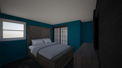 my bedroom - Bedroom - by melanie_gonzalez