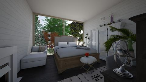 Room 2 - Bedroom - by Piper_M
