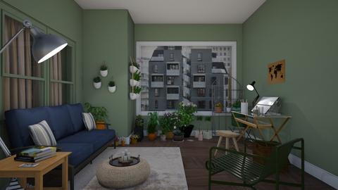 Greeny corner - Garden - by nonanymous_