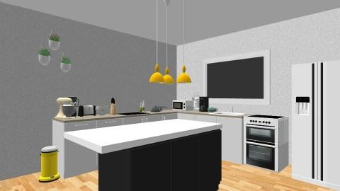 Kitchen 1 - by almajoy