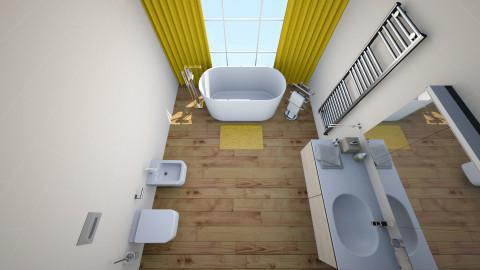 bathroom - Minimal - Bathroom - by bohdalkovakata