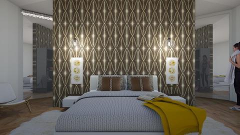 P  61 - Bedroom - by wiwa