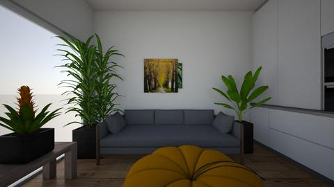Living room - Modern - Living room - by thaiscristine