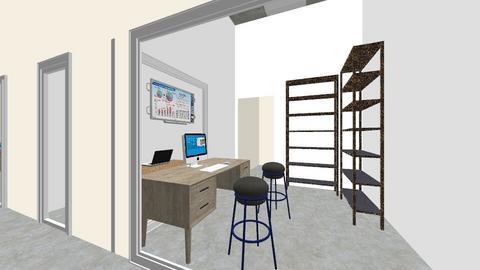 electronica1 - Office - by jemilianom