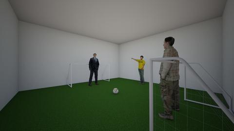 football - Garden - by StAugustineAcademy