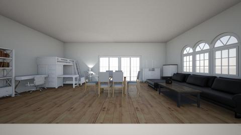 Bedroom Office - Bedroom - by kaurh
