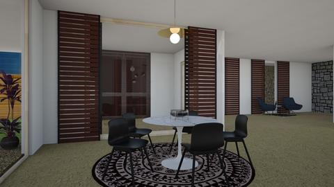 JAIME MORAN   - Living room - by Jlo Design