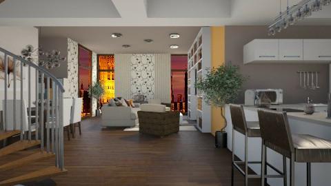 De Luxe - Modern - Living room - by Pattie_ann