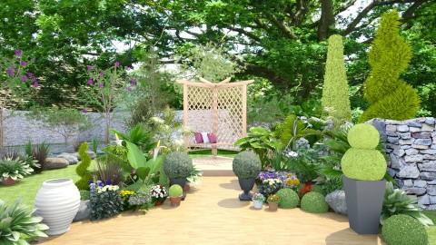 Garden walk - Garden - by brianclough