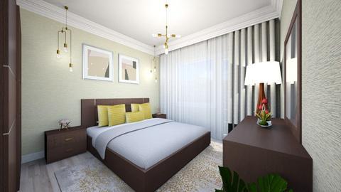 dormitor maro - Classic - Bedroom - by Popa Bianca Rozalia