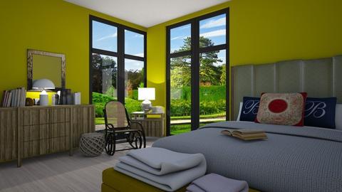 w h - Bedroom - by renowkas78