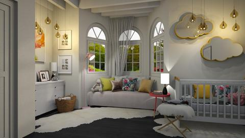 baby girl 2 - Kids room - by MiaM