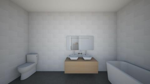 Bedroom Design with robe - Modern - Bedroom - by kmcguire