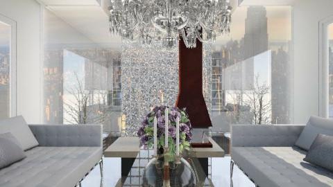 Room - Modern - Living room - by xx_cordelia_xx