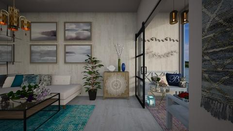 tavasz - Living room - by norcska