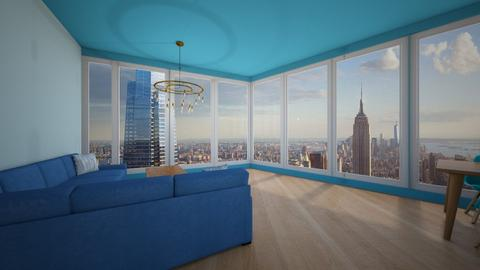 new york - Living room - by designermap