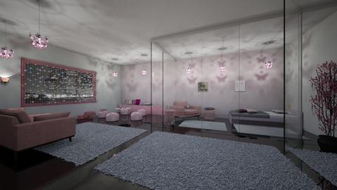 Pink room - by ilcsi1860