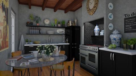 Kitchen Boho - Kitchen - by JM Krab