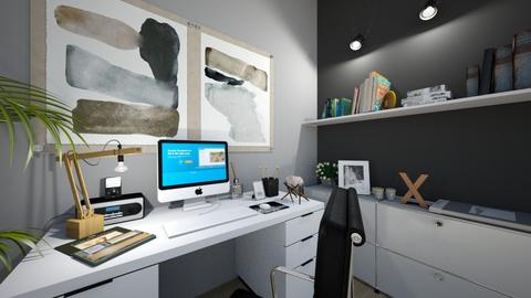 home office - Modern - Office - by somooon15