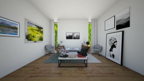 Simple2 - Bedroom - by Jasmine Marquez_842