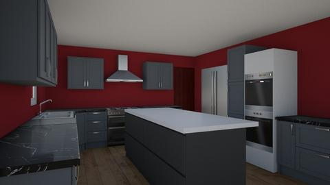 Kitchen Remodel - Kitchen - by bweeds