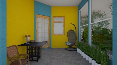 garden my home - Minimal - Garden - by Nugroho_oki