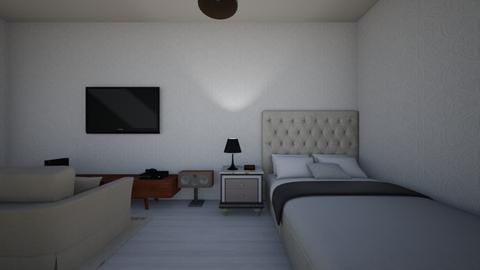 Practice 777 - Bedroom - by FahadTheBuilder