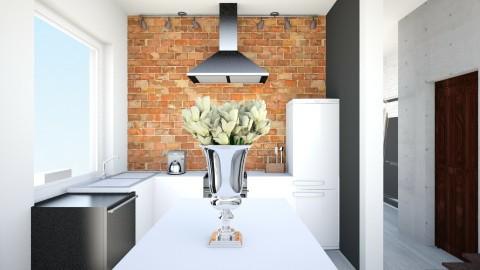 sd - Retro - Kitchen - by ewcia11115555