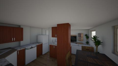 kuhinja 31111 - Kitchen - by ddaca