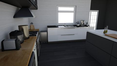 Kitchen Idea - Modern - by U00805565