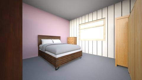 mybedroom - Bedroom - by smithwesta