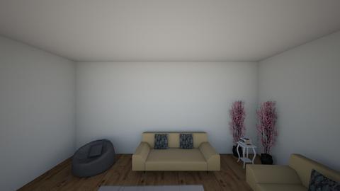 Modern Living Room - Modern - Living room - by Romo201
