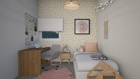 1637 - Kids room - by Riki Bahar Elbaz